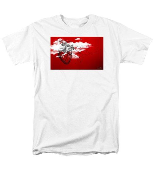 Flying High Men's T-Shirt  (Regular Fit) by Paulo Zerbato