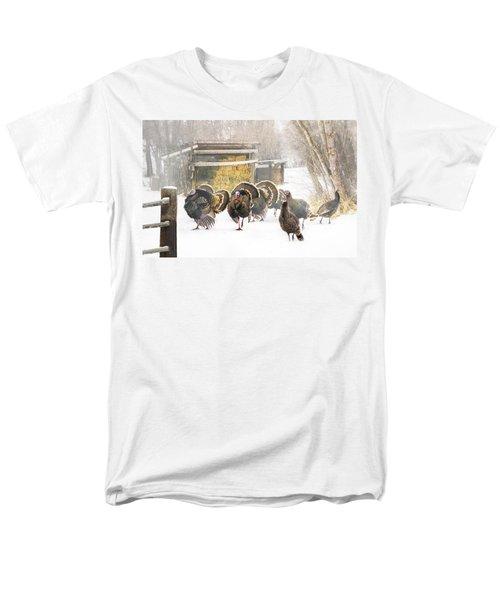 Foggy Morning Men's T-Shirt  (Regular Fit)