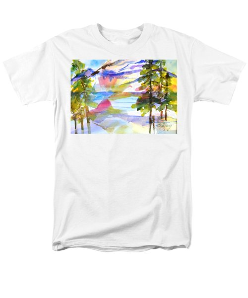 For Love Of Winter #1 Men's T-Shirt  (Regular Fit) by Betty M M Wong