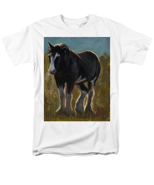 Frosty Morning Men's T-Shirt  (Regular Fit) by Billie Colson