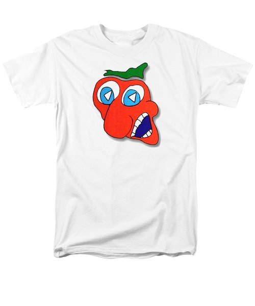 Fu Party People - Peep 013 Men's T-Shirt  (Regular Fit) by Dar Freeland