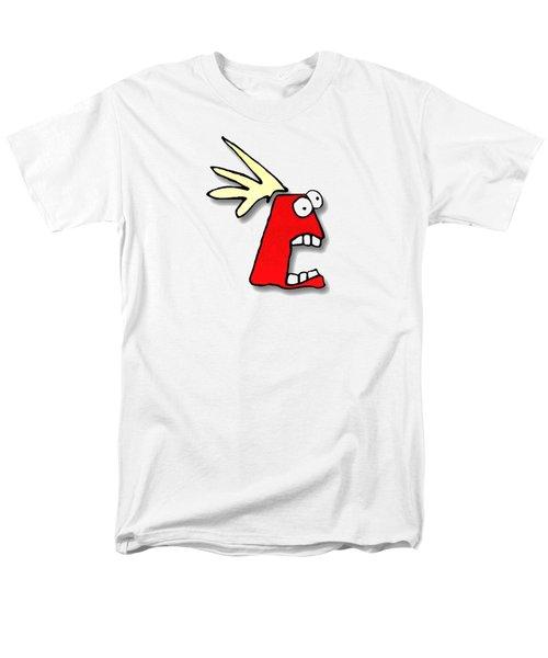 Fu Party People - Peep 023 Men's T-Shirt  (Regular Fit) by Dar Freeland