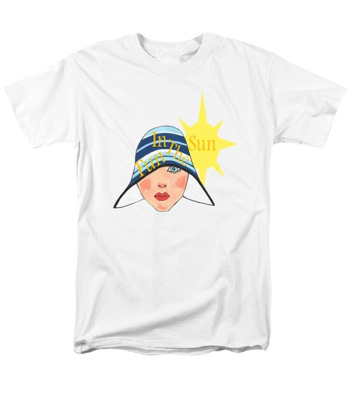 Fun In The Sun Men's T-Shirt  (Regular Fit) by Kathleen Sartoris