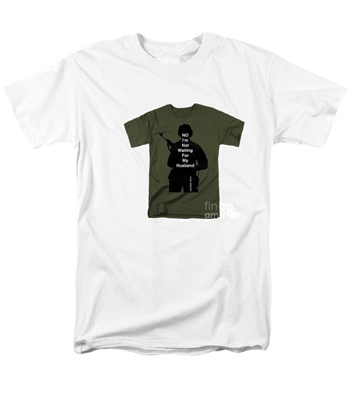 Men's T-Shirt  (Regular Fit) featuring the photograph Gallery Header by Melany Sarafis