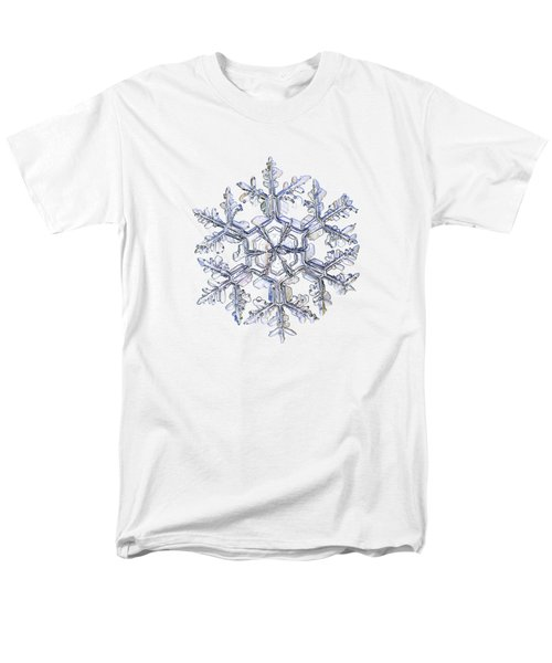 Gardener's Dream, White Version Men's T-Shirt  (Regular Fit) by Alexey Kljatov