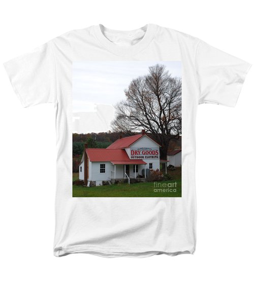 General Store Men's T-Shirt  (Regular Fit) by Eric Liller