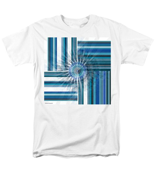 Geometry  Men's T-Shirt  (Regular Fit) by Thibault Toussaint
