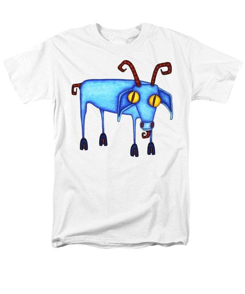Goat Men's T-Shirt  (Regular Fit) by Joan Krygsman