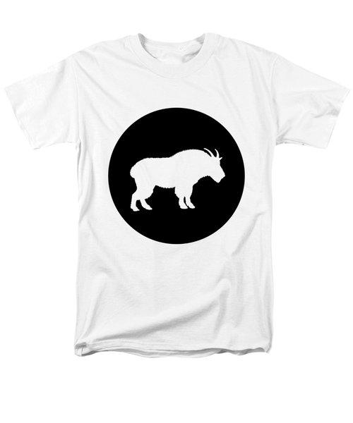 Goat Men's T-Shirt  (Regular Fit) by Mordax Furittus