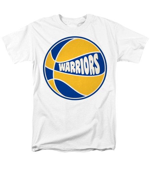 Golden State Warriors Retro Shirt Men's T-Shirt  (Regular Fit) by Joe Hamilton