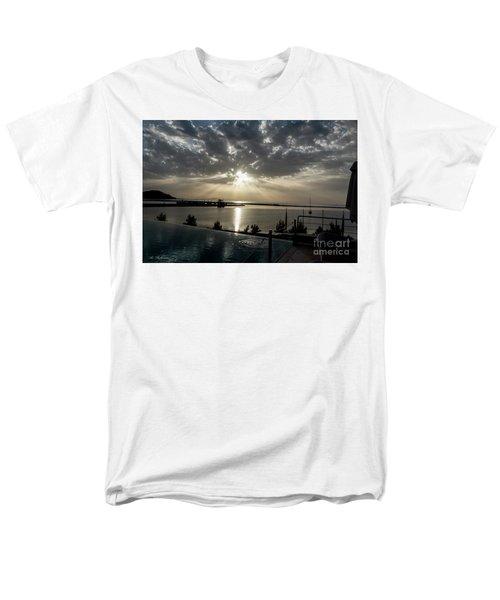 Good Morning Vacation Men's T-Shirt  (Regular Fit) by Arik Baltinester