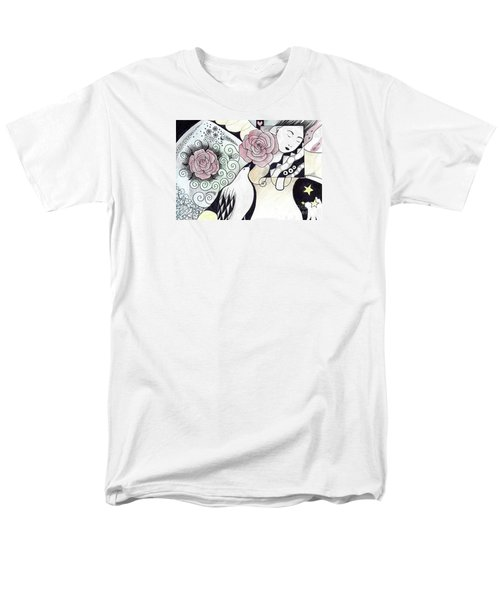 Gracefully - In Color Men's T-Shirt  (Regular Fit) by Helena Tiainen