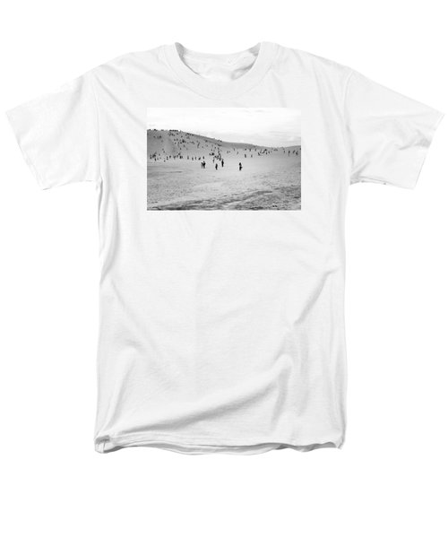 Men's T-Shirt  (Regular Fit) featuring the photograph Grains Of Sand by Hayato Matsumoto