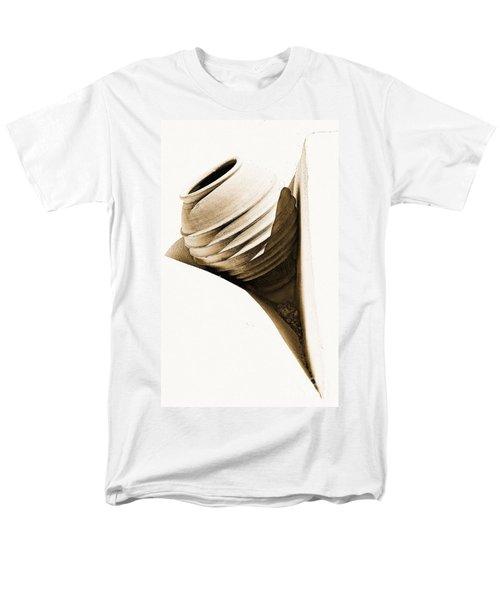Greek Urn Men's T-Shirt  (Regular Fit) by Meirion Matthias