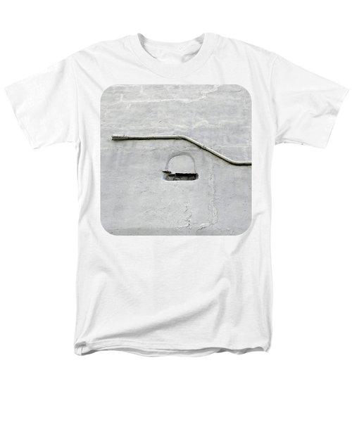 Grey Matter Men's T-Shirt  (Regular Fit) by Ethna Gillespie