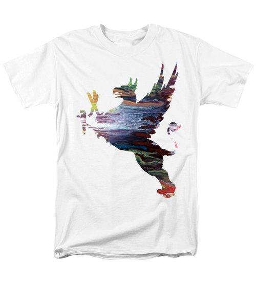 Griffon Men's T-Shirt  (Regular Fit) by Mordax Furittus