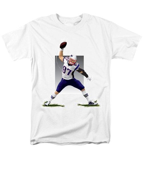 Men's T-Shirt  (Regular Fit) featuring the digital art Gronk by Scott Weigner