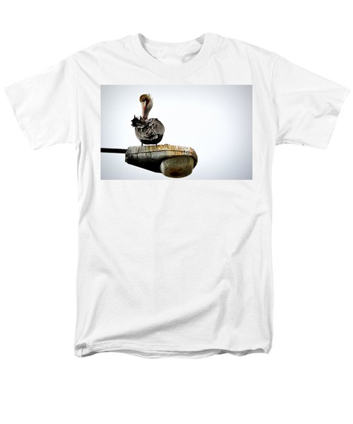 Men's T-Shirt  (Regular Fit) featuring the photograph Grooming Time by AJ Schibig
