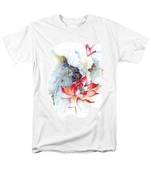Guarding The Secret Passage Men's T-Shirt  (Regular Fit) by Anna Ewa Miarczynska
