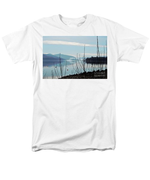 Men's T-Shirt  (Regular Fit) featuring the photograph Halo On Copper Island by Victor K