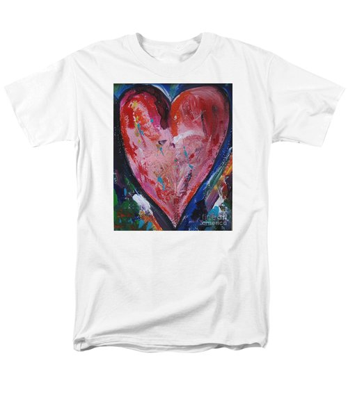 Happiness Men's T-Shirt  (Regular Fit) by Diana Bursztein