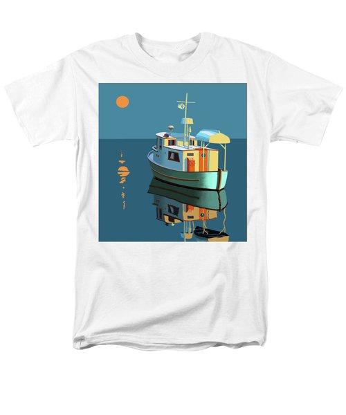 Harvest Moon Men's T-Shirt  (Regular Fit)