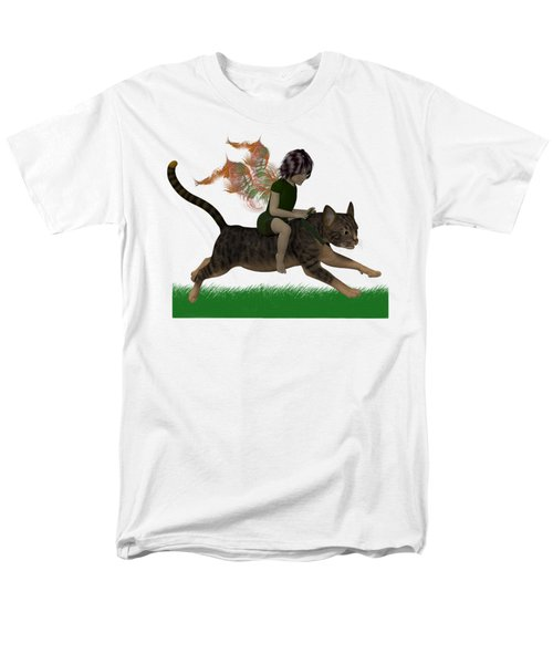 Having Fun Men's T-Shirt  (Regular Fit) by Nancy Pauling
