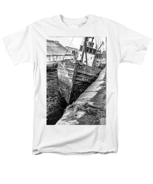Hawser Not Needed Men's T-Shirt  (Regular Fit) by Jeffrey Jensen