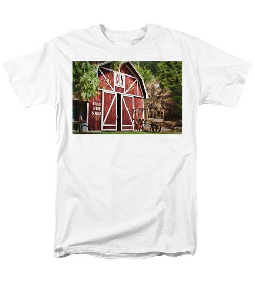 Hay Fer Sale Men's T-Shirt  (Regular Fit)