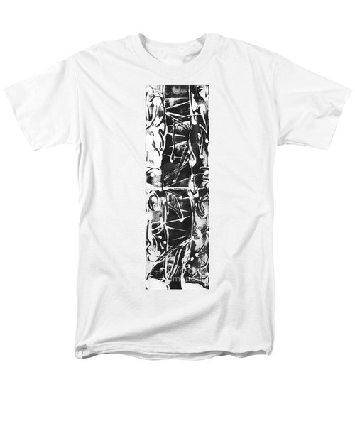 Men's T-Shirt  (Regular Fit) featuring the painting Healer by Carol Rashawnna Williams