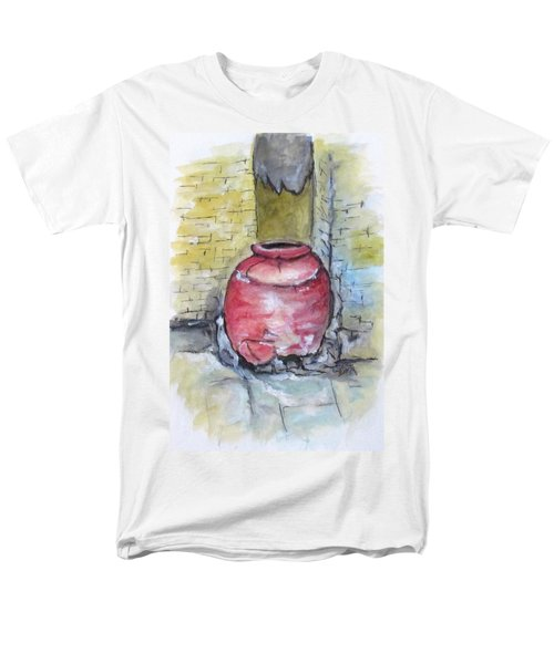 Herculaneum Amphora Pot Men's T-Shirt  (Regular Fit)