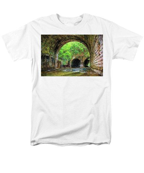 Men's T-Shirt  (Regular Fit) featuring the photograph Hidden Gem by Jim Lepard