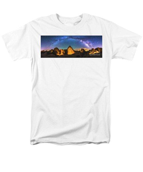 Hidden Valley Milky Way Men's T-Shirt  (Regular Fit) by Robert Loe