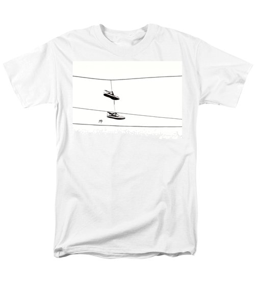 Men's T-Shirt  (Regular Fit) featuring the photograph His by Linda Hollis