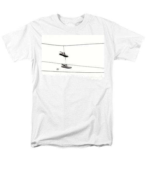 His Men's T-Shirt  (Regular Fit) by Linda Hollis