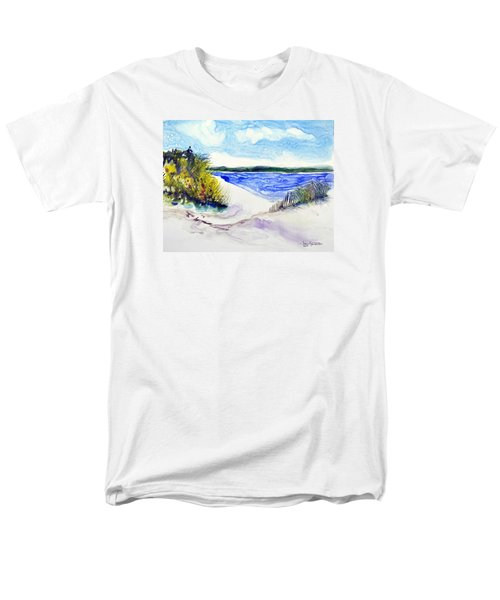 Hole In The Cove Men's T-Shirt  (Regular Fit) by Joan Hartenstein