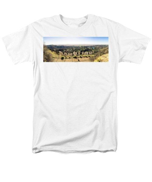 Hollywood Men's T-Shirt  (Regular Fit) by Michael Weber