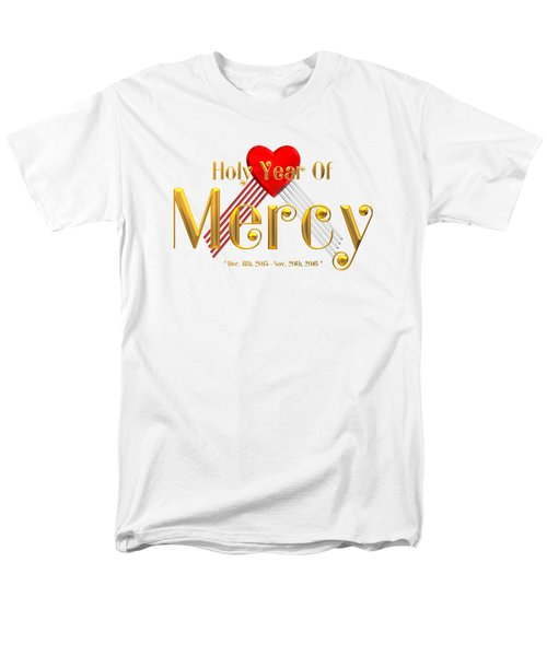 Holy Year Of Mercy Men's T-Shirt  (Regular Fit)
