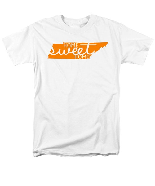 Men's T-Shirt  (Regular Fit) featuring the digital art Home Sweet Home Tennessee by Heather Applegate