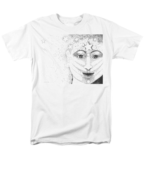 Hope And Rebirth Men's T-Shirt  (Regular Fit) by Helena Tiainen
