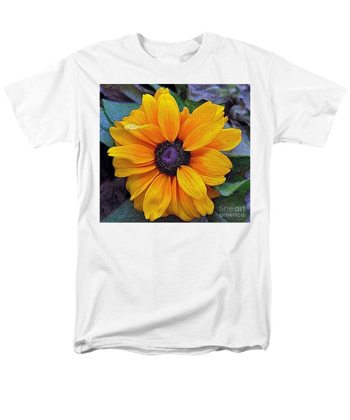 Men's T-Shirt  (Regular Fit) featuring the photograph Hope by Gina Savage