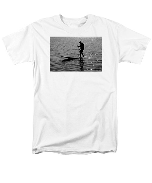 Hot Moves On A Sup Men's T-Shirt  (Regular Fit)