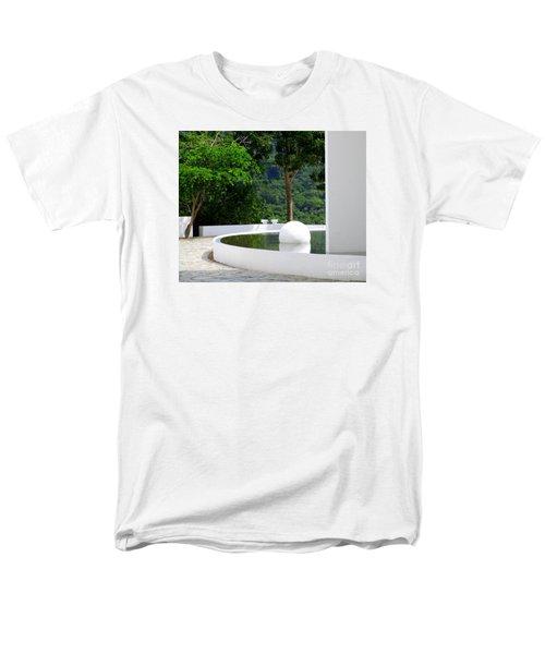 Hotel Encanto 12 Men's T-Shirt  (Regular Fit) by Randall Weidner