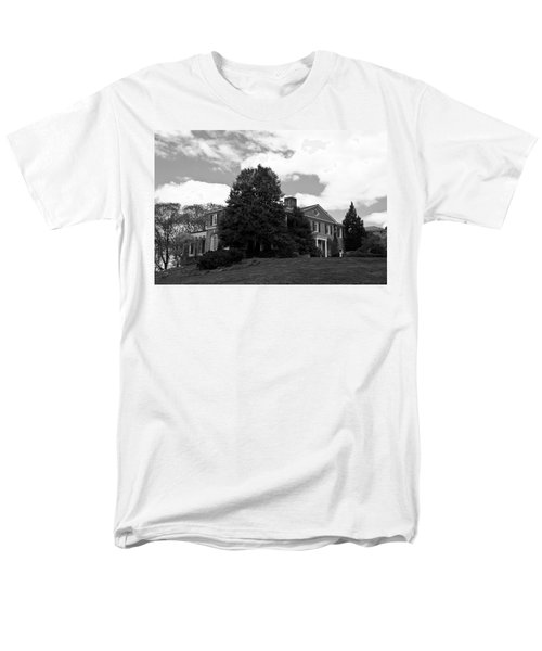 House On The Hill Men's T-Shirt  (Regular Fit) by Jose Rojas