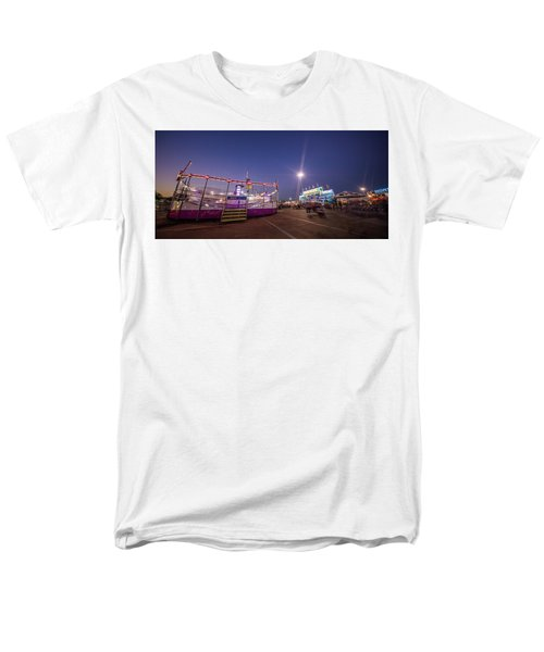 Houston Texas Live Stock Show And Rodeo #12 Men's T-Shirt  (Regular Fit) by Micah Goff
