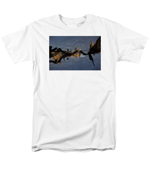Men's T-Shirt  (Regular Fit) featuring the photograph How Is It That You Forget? by Danica Radman