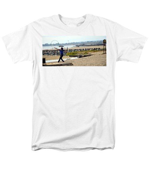 Hula Hoop Dance Men's T-Shirt  (Regular Fit) by Antonia Citrino