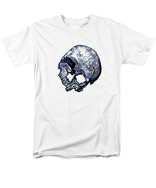 Human Skull Men's T-Shirt  (Regular Fit)