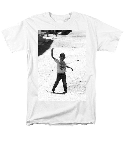 I Am The Champion  Men's T-Shirt  (Regular Fit)