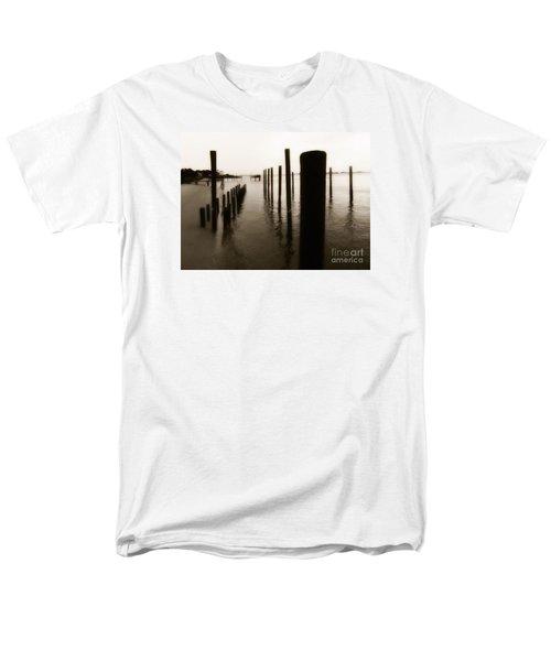 I Miss You  Men's T-Shirt  (Regular Fit) by Christy Ricafrente